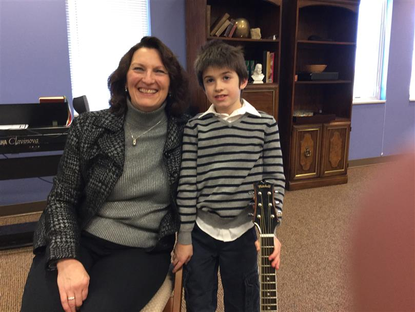 Voice & Beginning Guitar Lessons with Brenda Iacocca - About